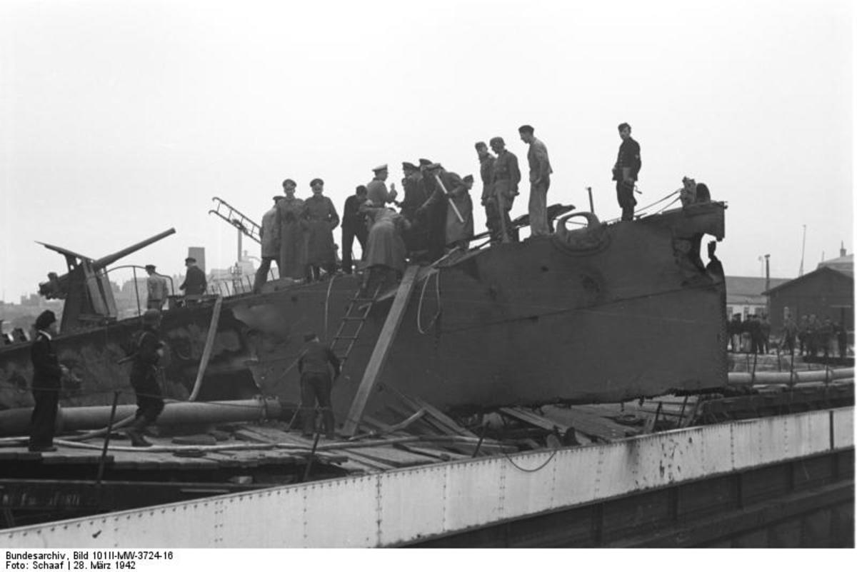 View from a different angle