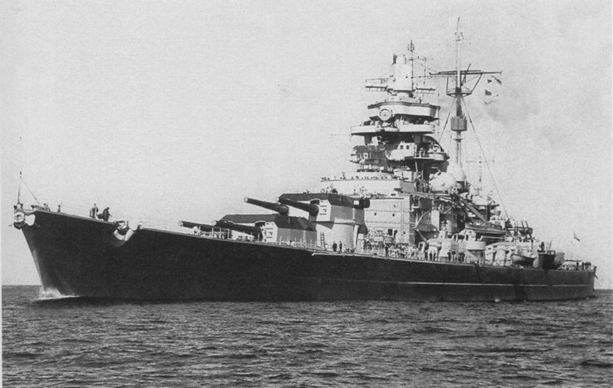 KMS Tirpitz
