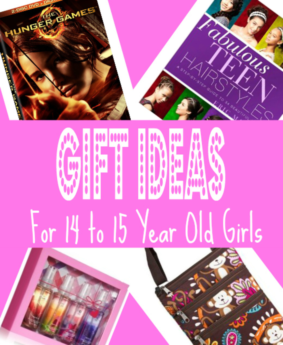 Top gifts for 14 to 15 year old girls