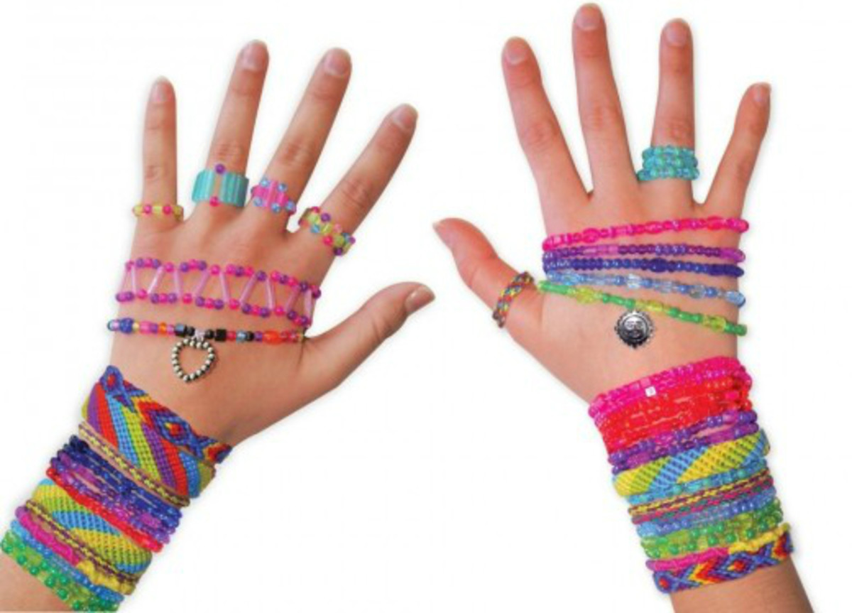 Teens Like Jewelry Making Kits