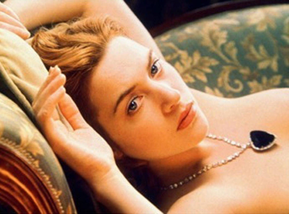 Kate in Titantic