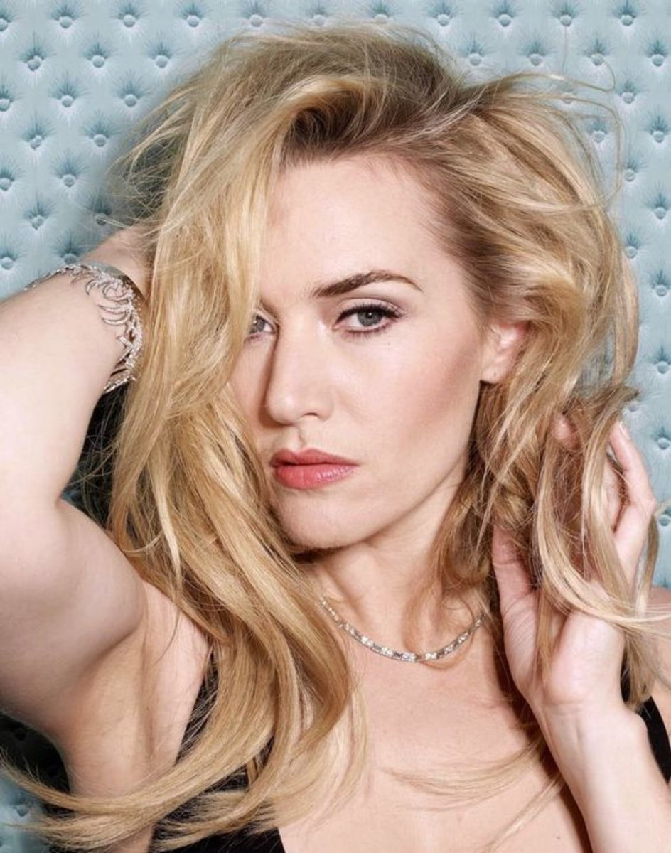 Kate Winslet closeup