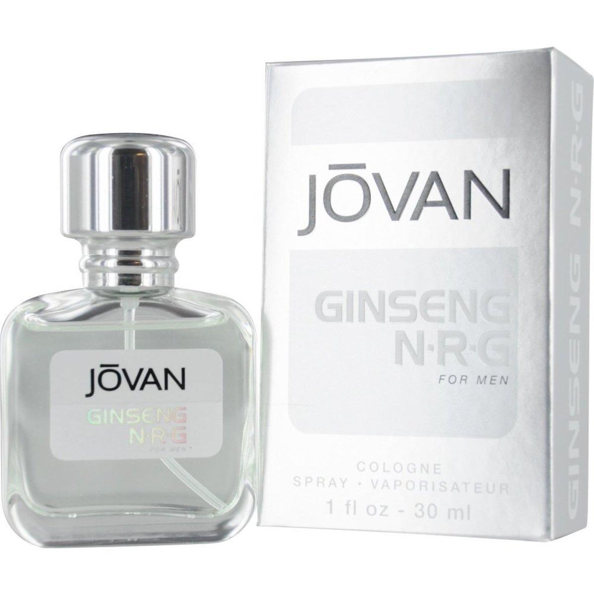 Jovan Ginseng NRG Fragrance