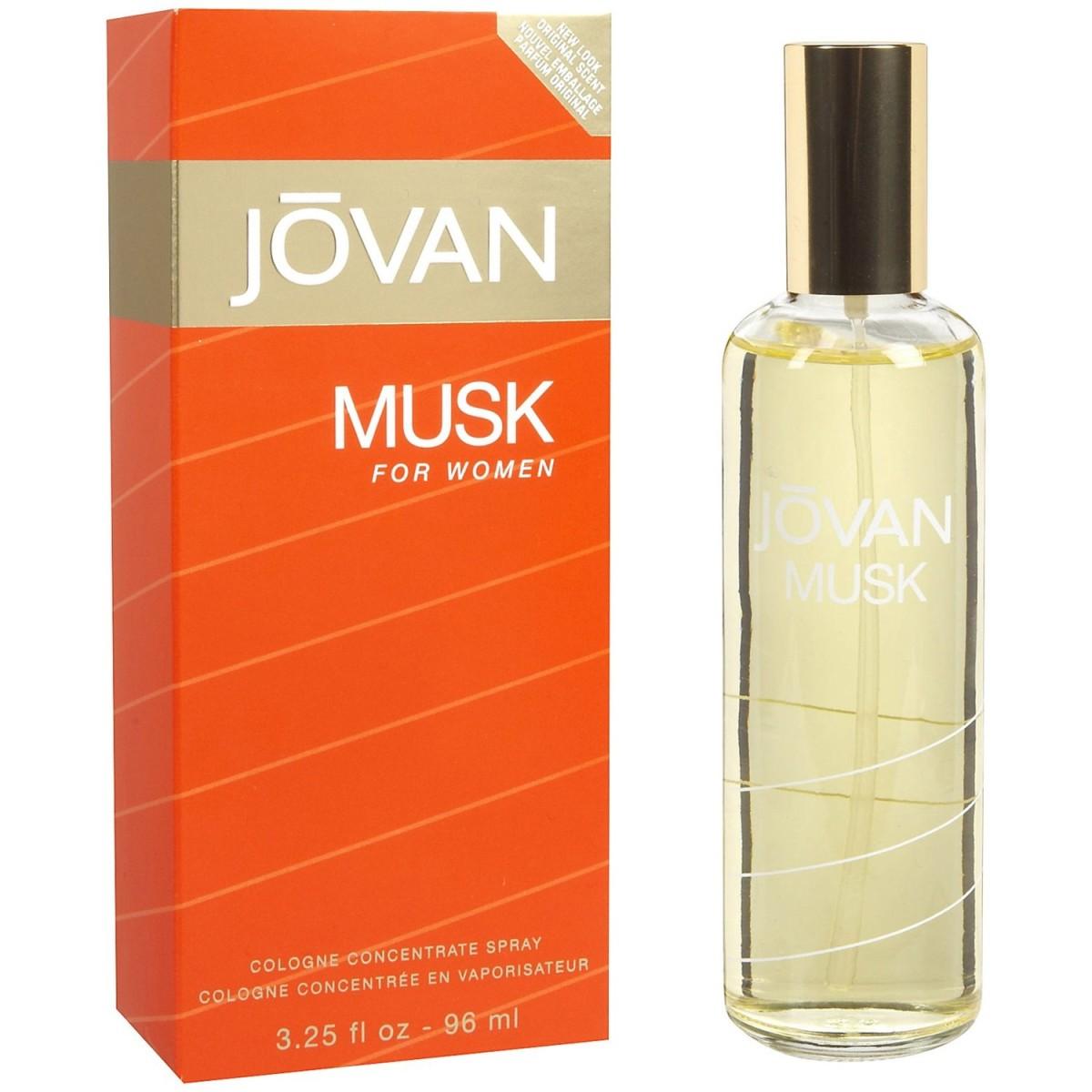 Jovan Musk for Women Fragrance