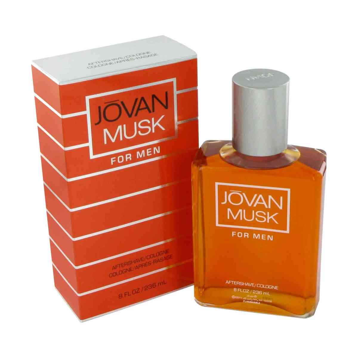 Jovan Musk for Men Fragrance