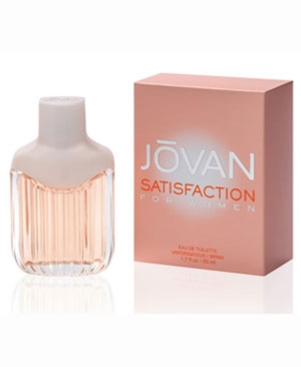 Jovan Satisfaction for Women Fragrance