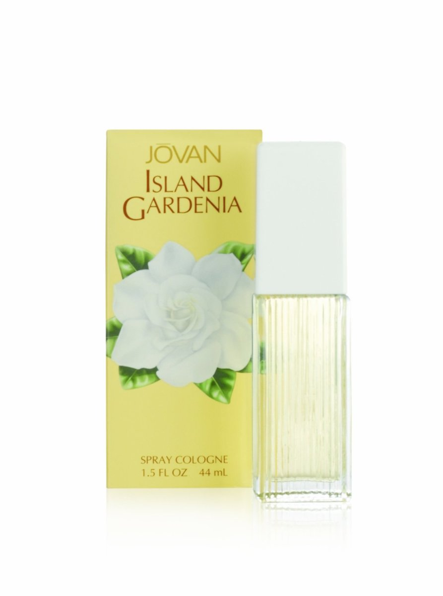 Jovan Island Gardenia Fragrance