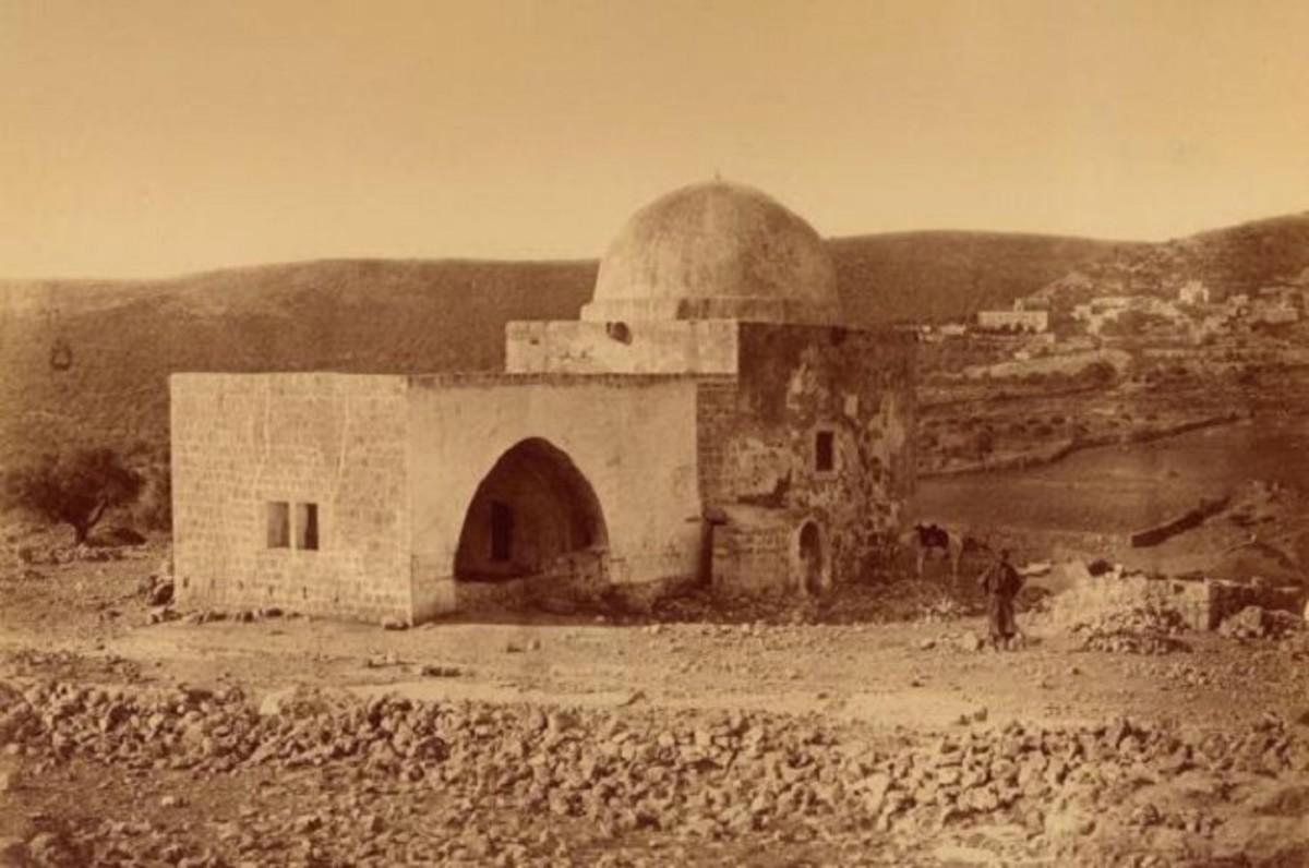 Rachel's Tomb, Bethlehem, Israel in Judah
