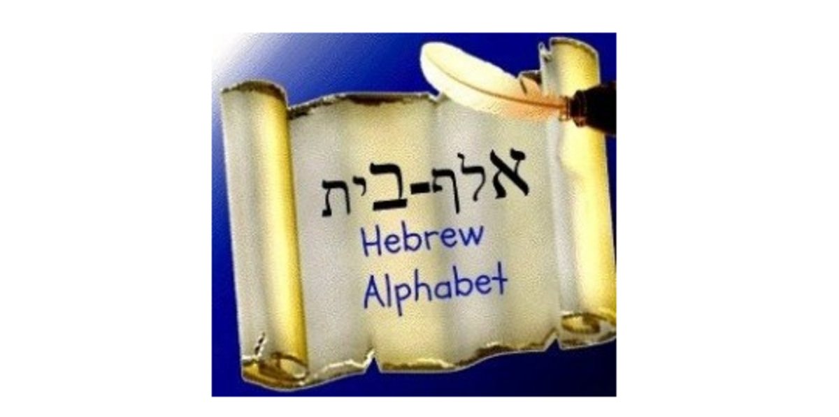 The Hebrew Alphabet