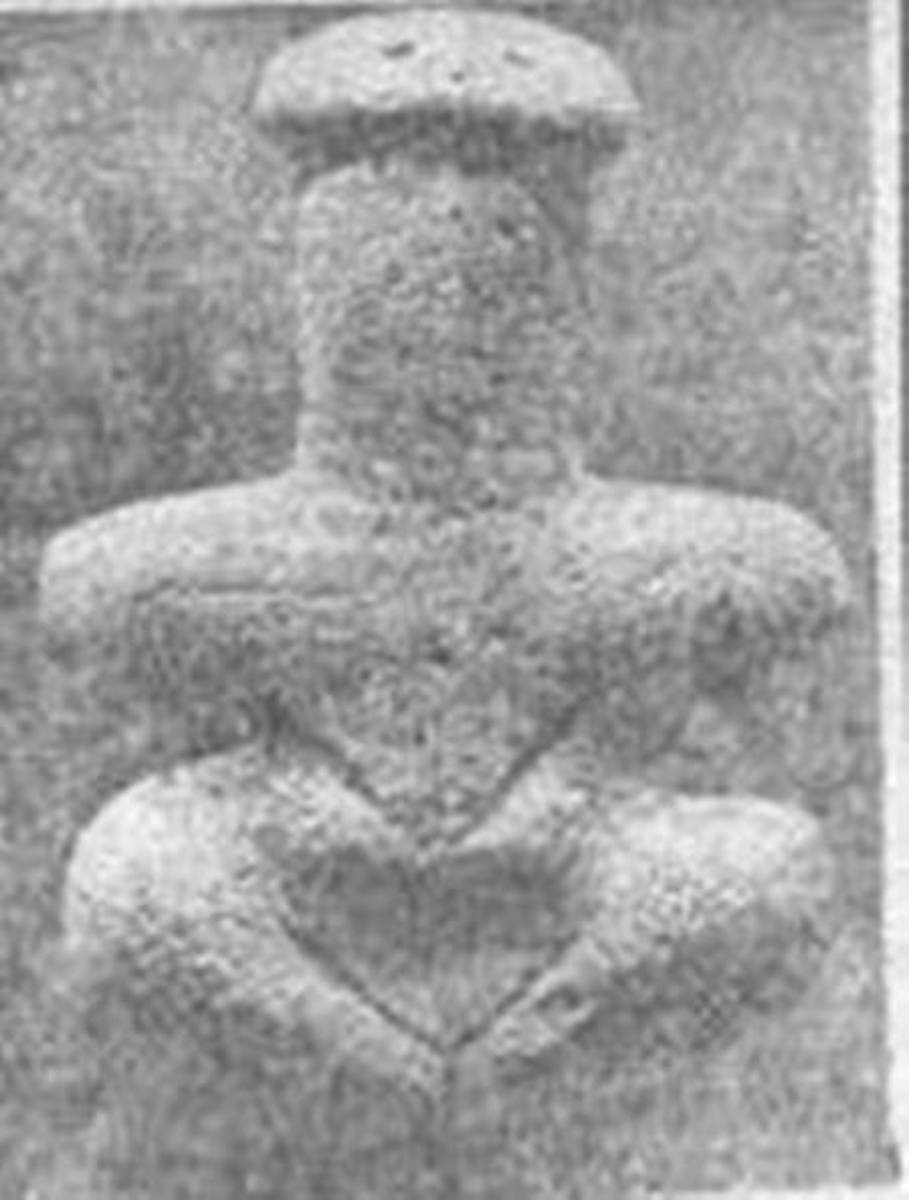 The Women of Lemb Statue