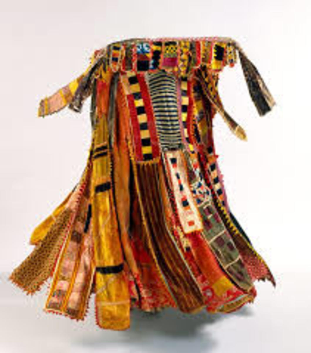 The Egungu masquerade
