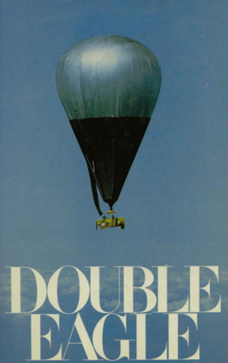 Double Eagle II 1978 Atlantic crossing
