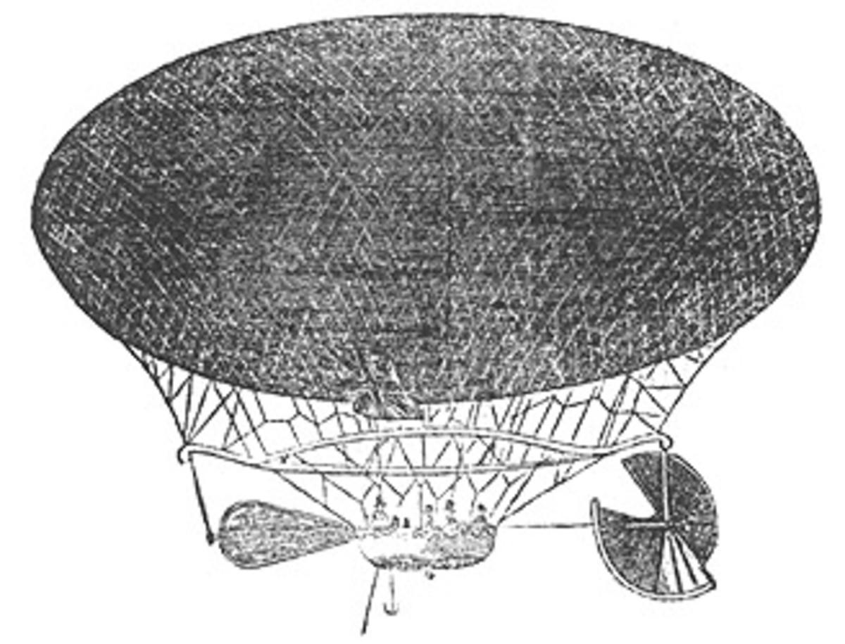 Design sketch of Balloon Victoria