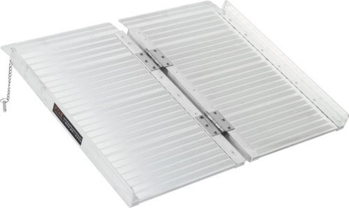 Portable Wheelchair Ramps for Steps and Stairs