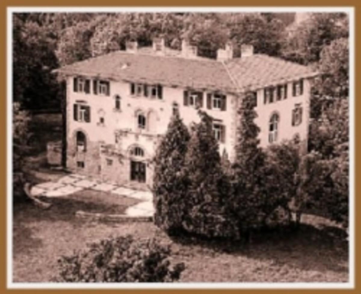 Villa in the Park ~ Adele von Dietel