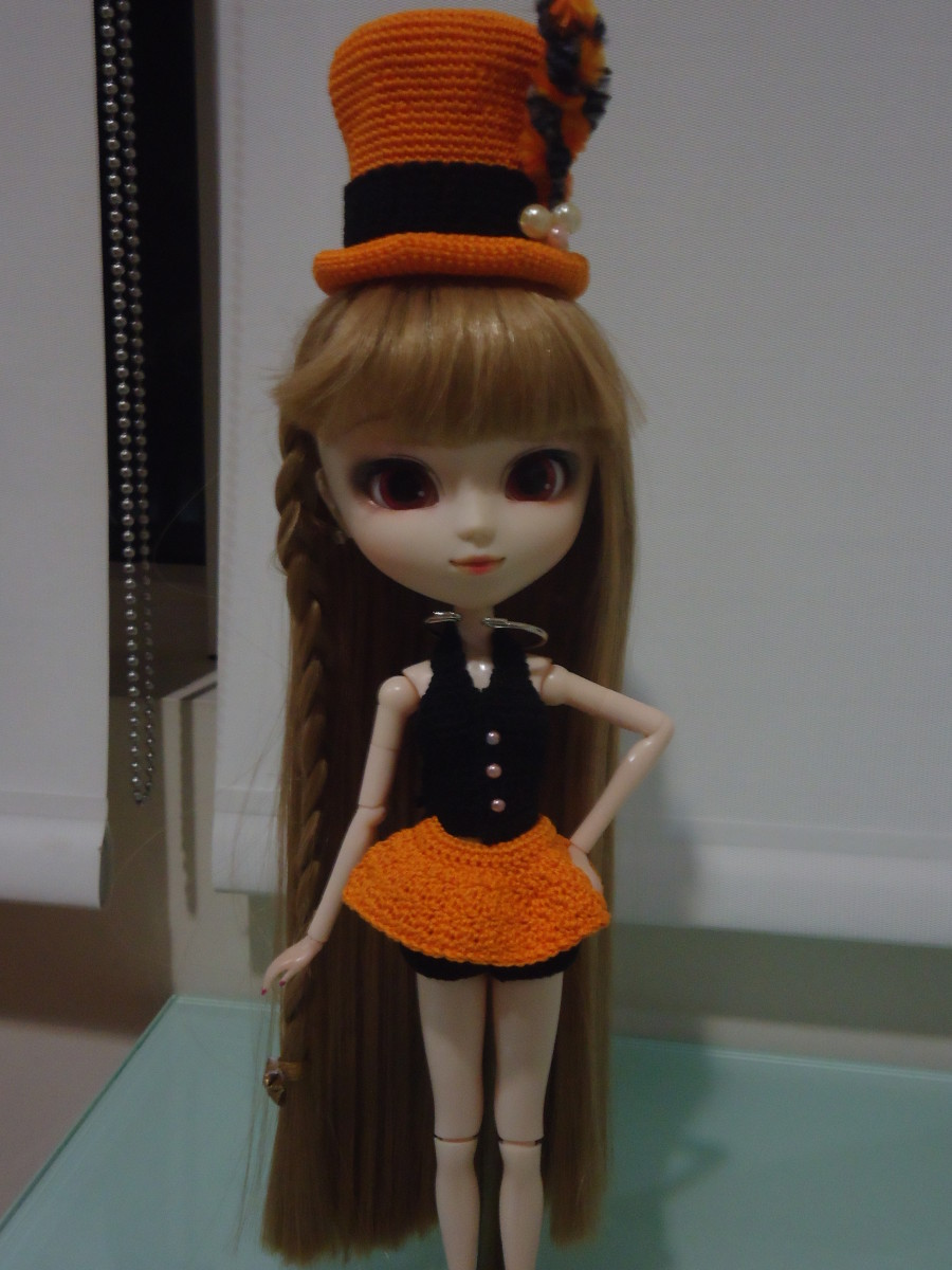 Pullip the Magician (2nd look)