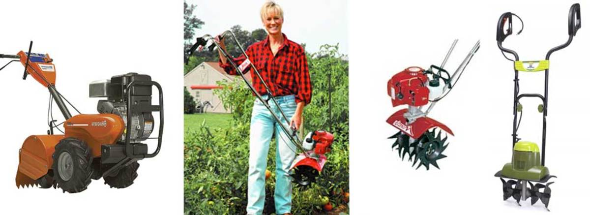 Best Garden Tillers: Gas, Electric, Cordless.