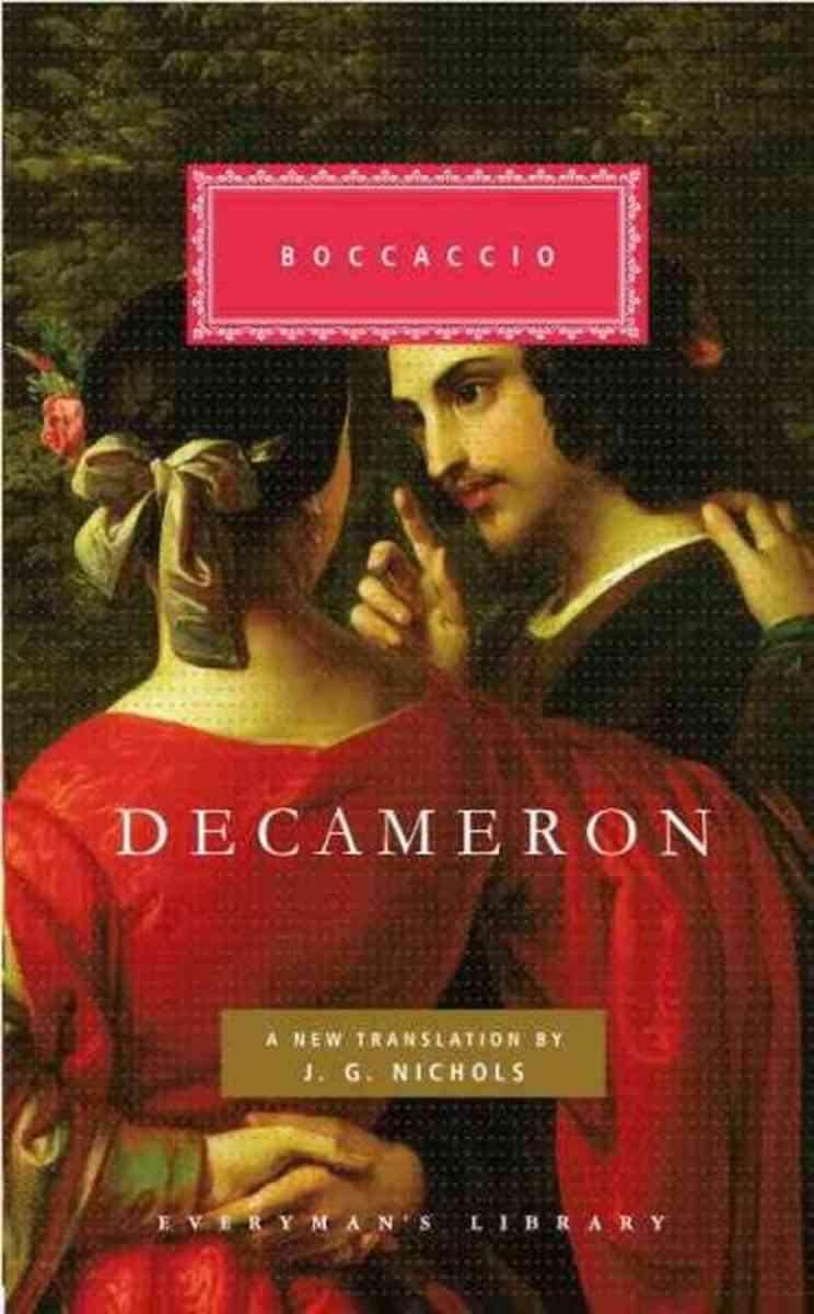 """"""" Decameron"""" by Giovanni Boccaccio"""