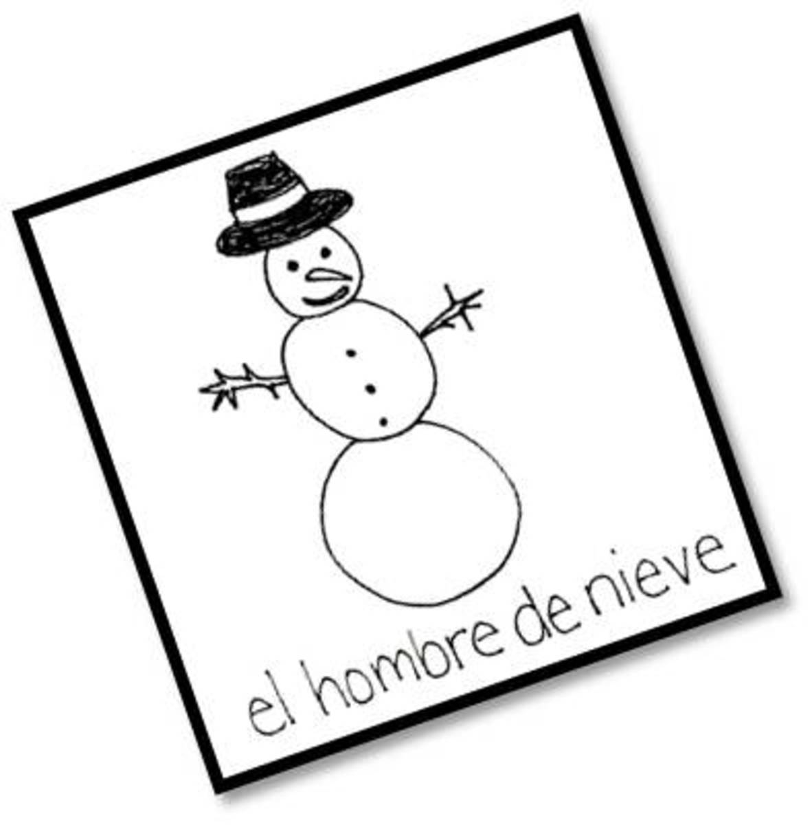Learn Spanish: Winter Vocabulary