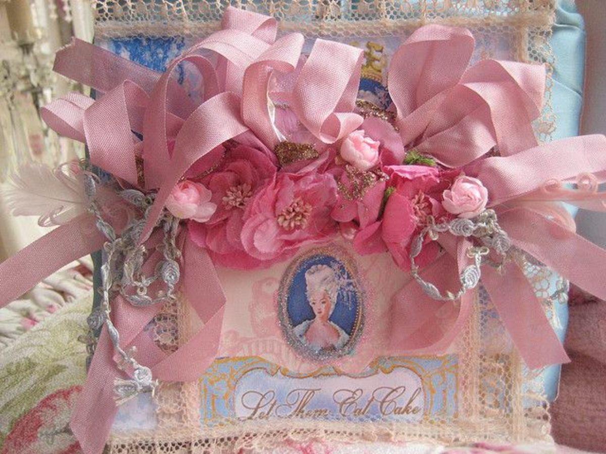 Marie Antoinette album cover
