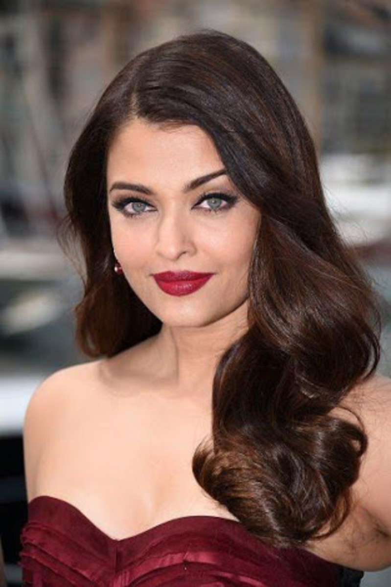 Aishwarya Rai-- Former Miss World, Philanthropist, Beauty and immense talent !