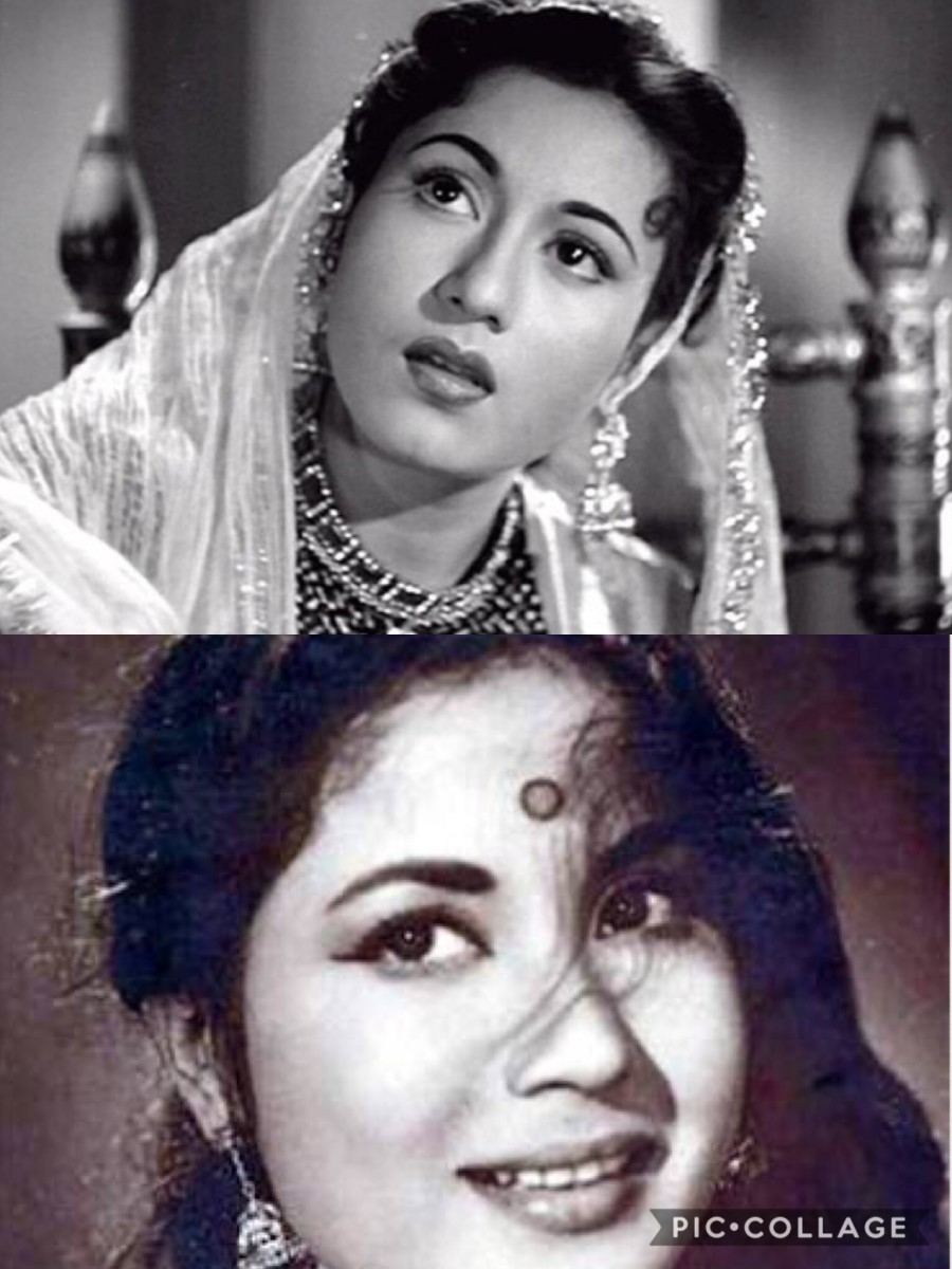 Beauties that did not live long, but left their impressions forever--Madhubala and Meenakumari