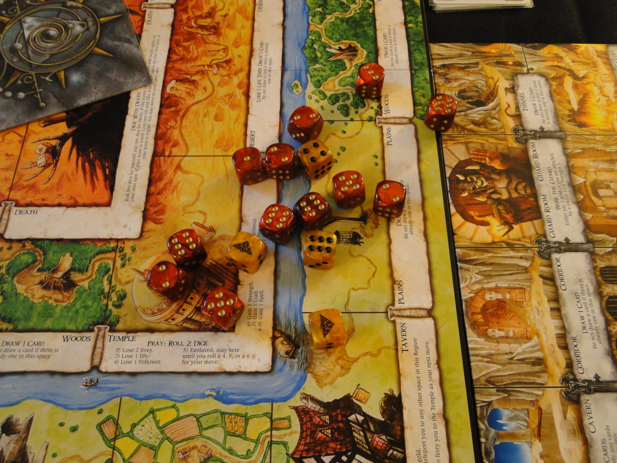 talisman-revised-4th-edition-enhanced-rules-and-gameplay