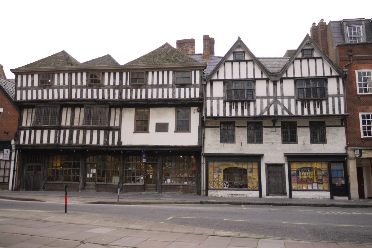 17th century house that I lived in my last incarnation