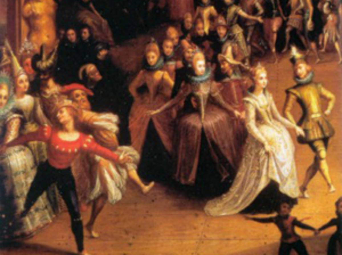 Italian ballet had its beginnings in Italian Renaissance dance.