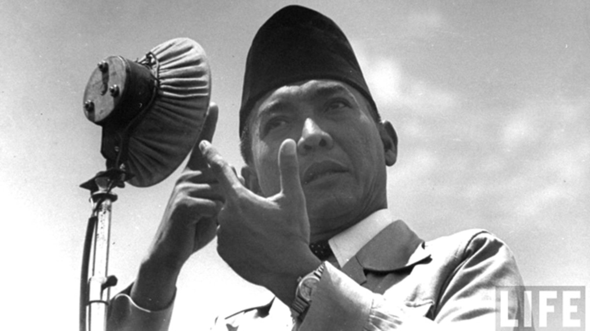 17 Quotes from Ir. Soekarno, The Founding Father of Indonesia