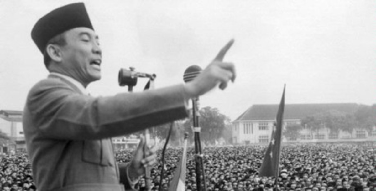quotes from ir soekarno the founding father of