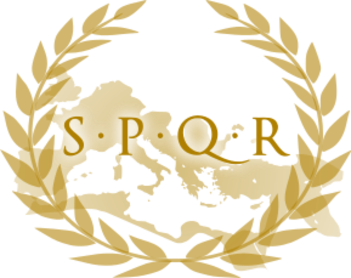 Alternate History: The Modern Roman Empire