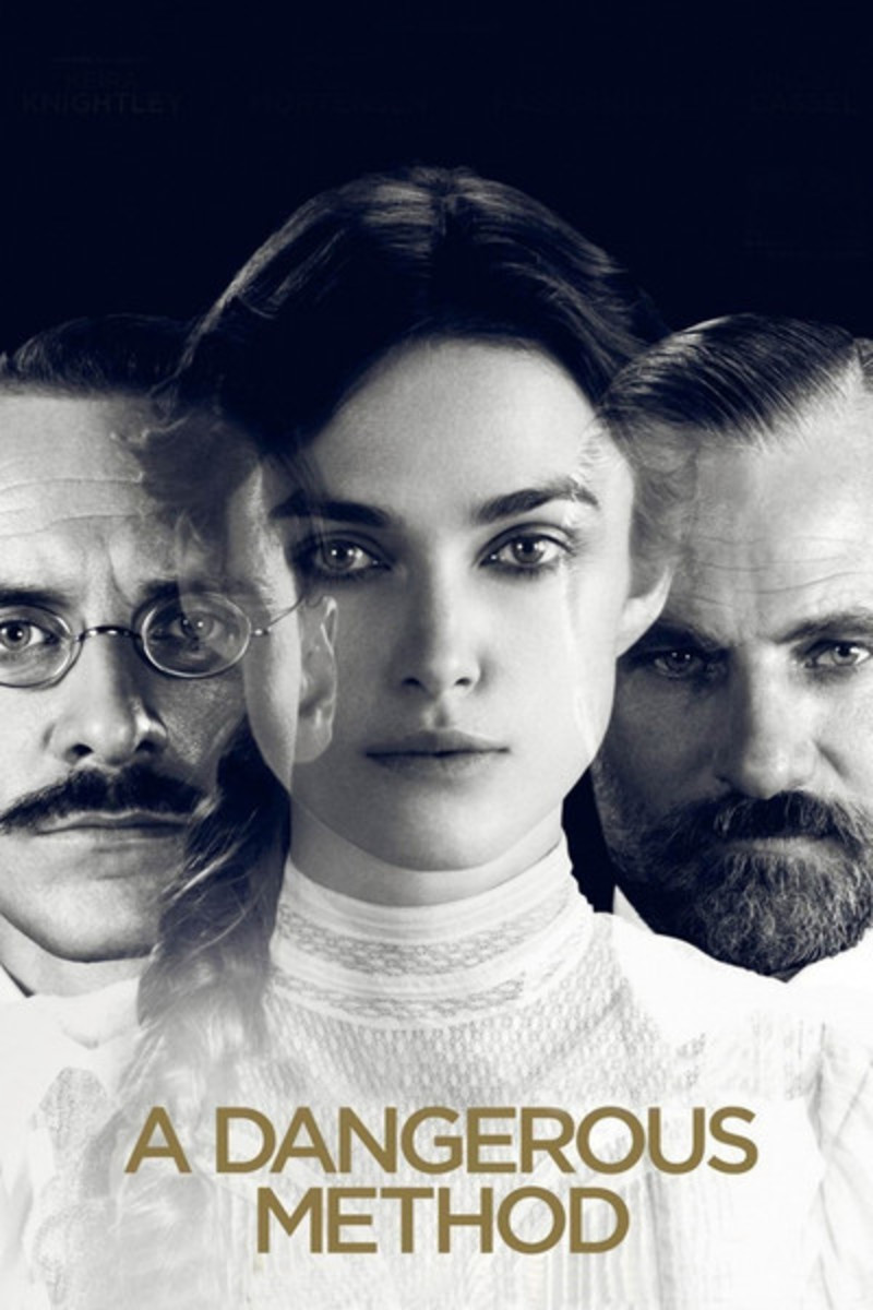 Movie Poster of the film, A Dangerous Method