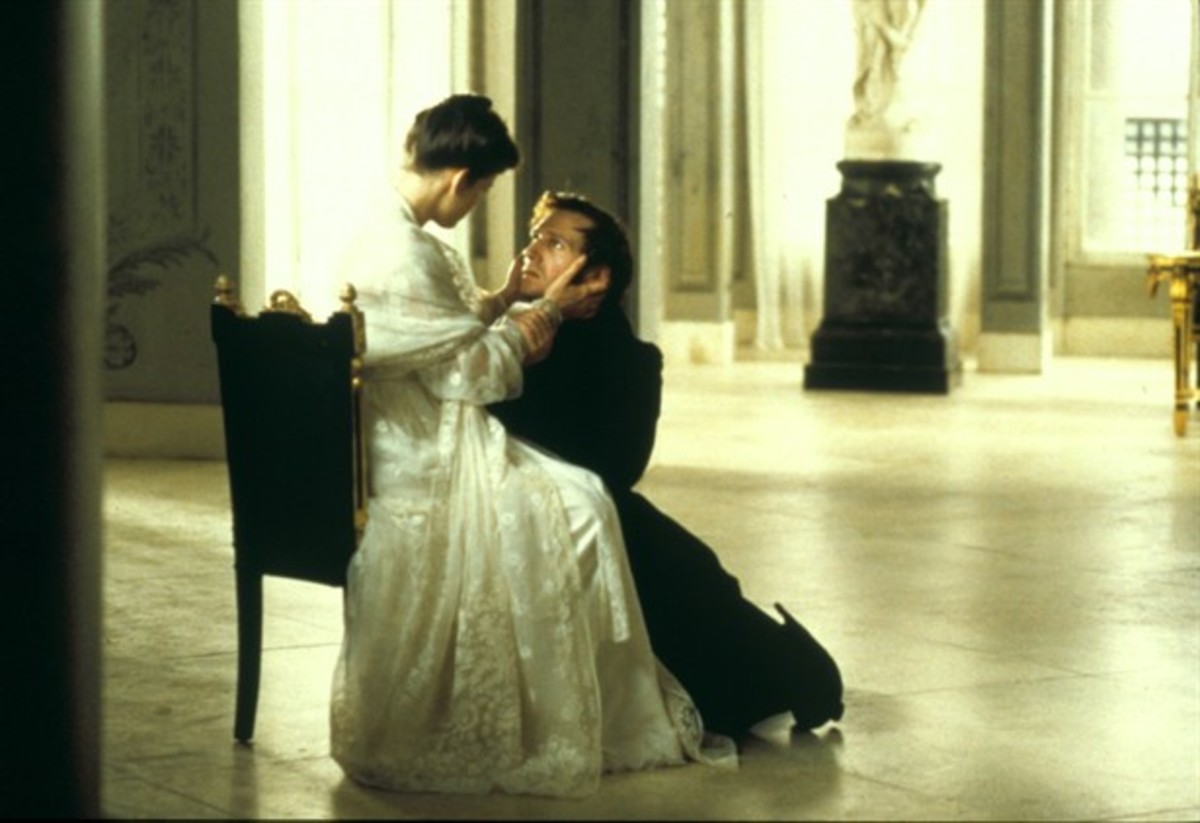 The movie onegin