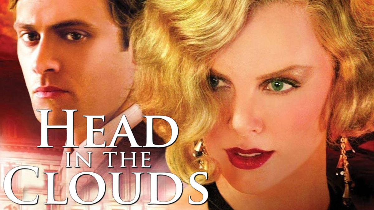 Beautiful Charlize Theron in Head in the Clouds