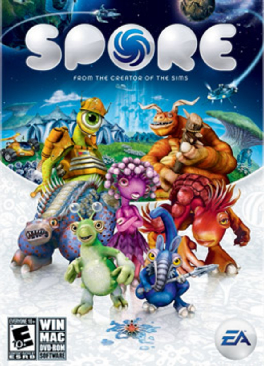 Games Like Spore - Evolution, Simulation And More