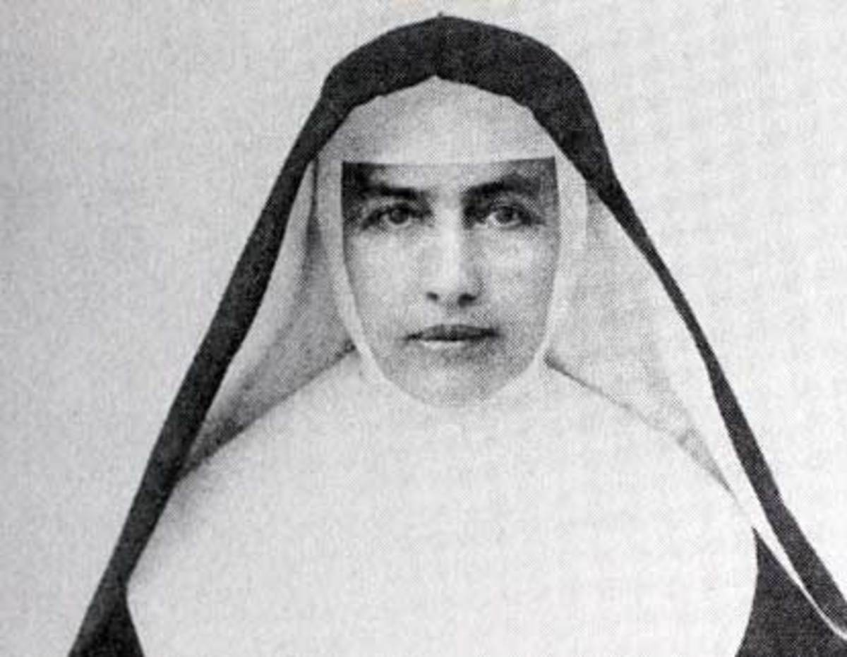 Mother Marianne Cope
