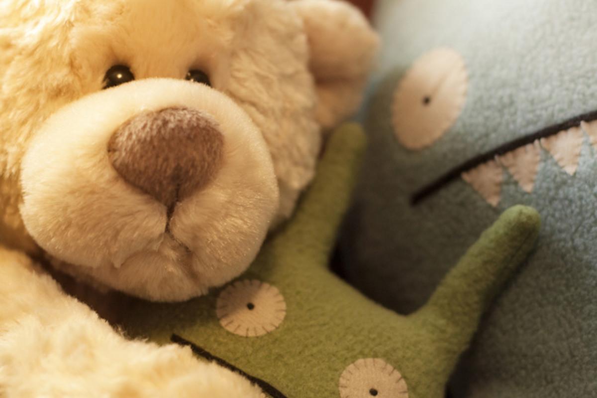 Gund Manni Bear