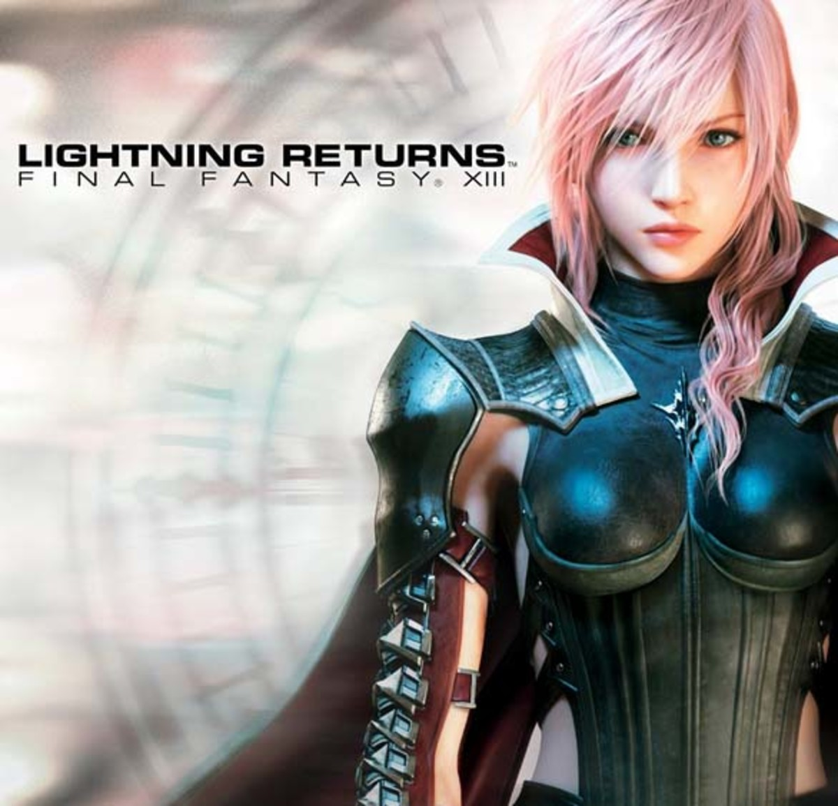 Lightning Returns Final Fantasy XIII Schemata - that looks like an impressive garb to put into a scheme and use in battle.