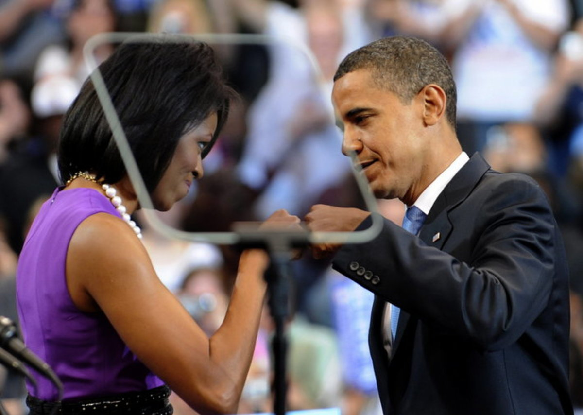 """""""Who needs a law license when you can fist bump like this..."""""""