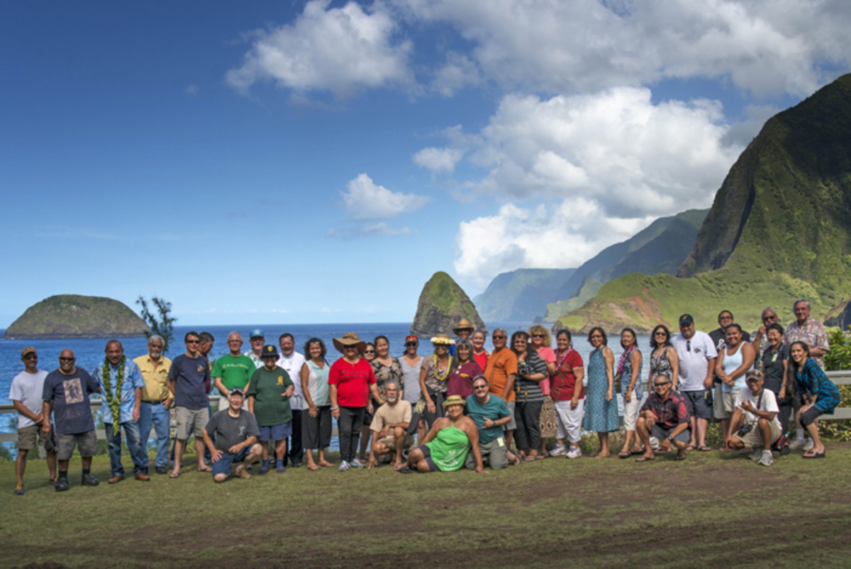 Ka 'Ohana O Kalaupapa was established in August, 2003, as a nonprofit organization dedicated to promoting the value and dignity of every individual who was exiled to the Kalaupapa peninsula beginning in 1866.