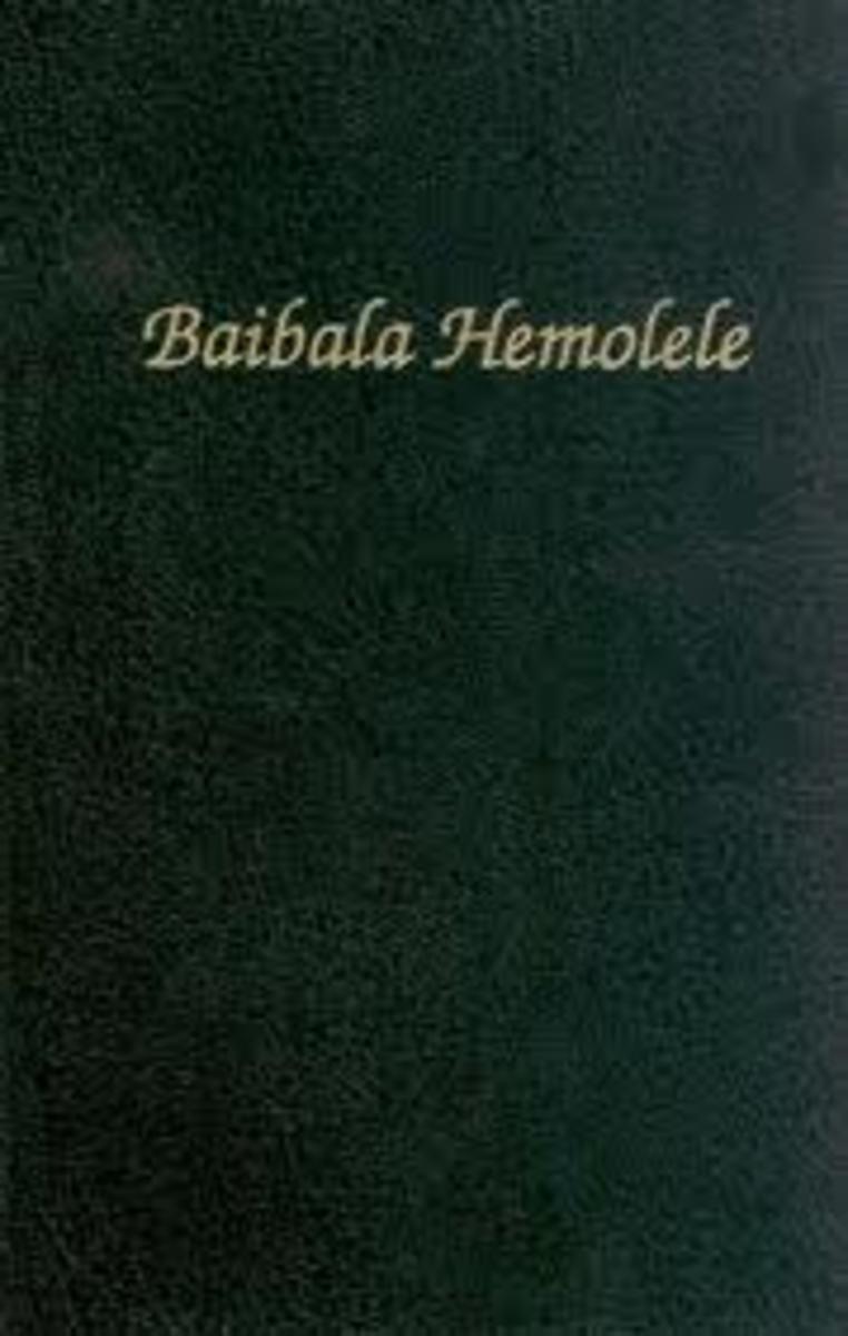 The Hawaiian Bible - Baibala Hemolele. Native Hawaiians had been overwhelmingly converted to Christianity by the mid-1800ʻs.