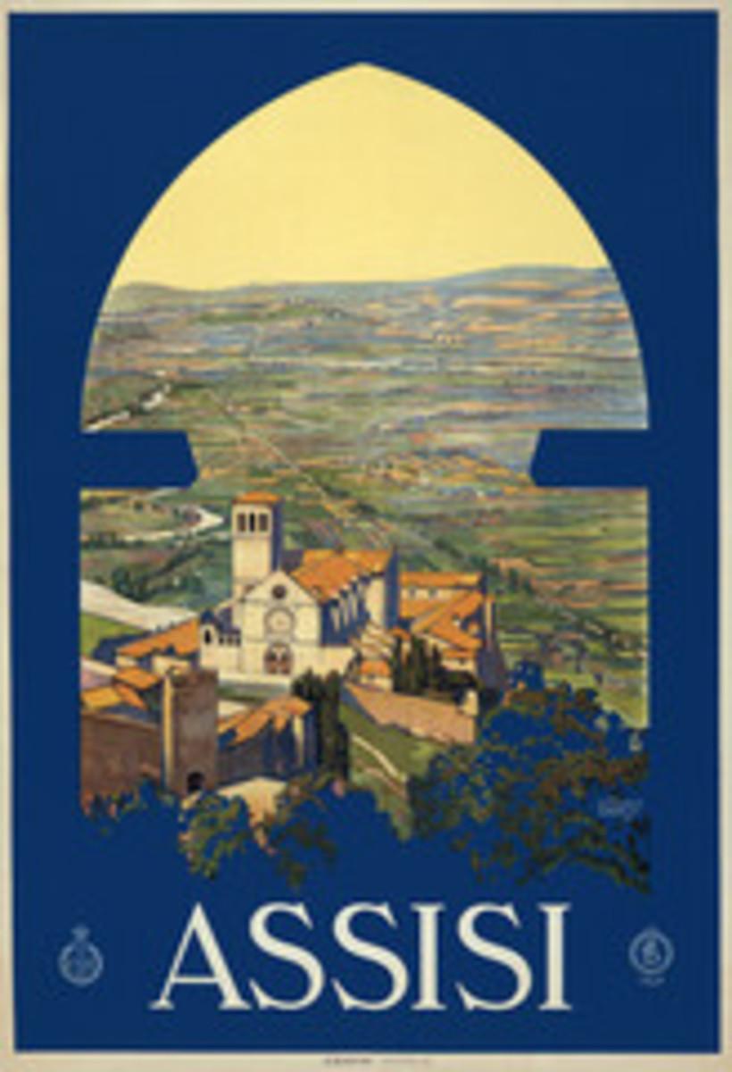 Vintage Vienna Austria travel poster   printed by Brüder Rosenbaum in Austria,  1950s.