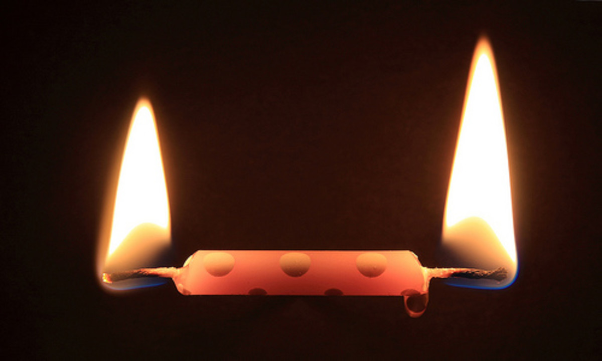 You'll be burning the candle at both ends, and probably in the middle too.
