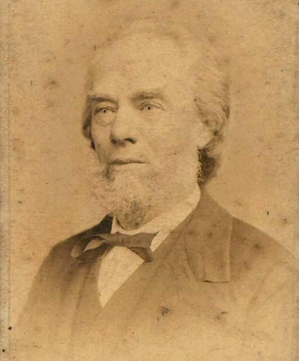 George Burgess - 1829-1905