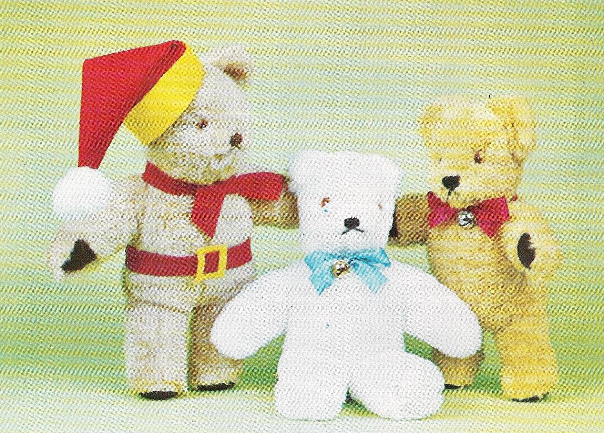 Soft Stuffed Teddy Bears