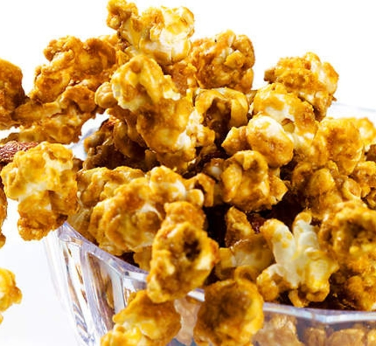 Sugar-free Caramel air popcorn