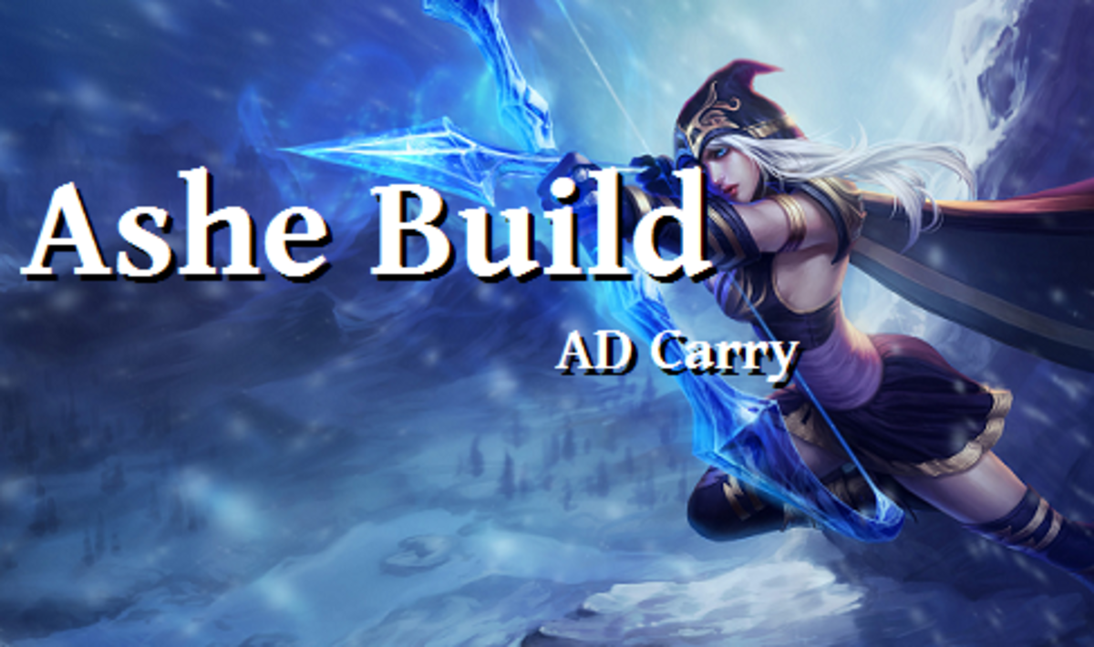 BEST Ashe Build! League of Legends Ashe Build Guide 2015 [SEASON 5]