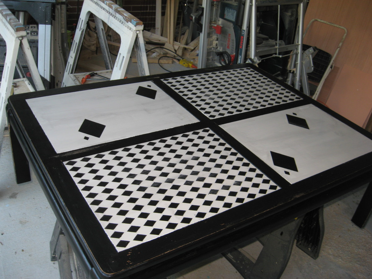 Harlequin Coffee Table