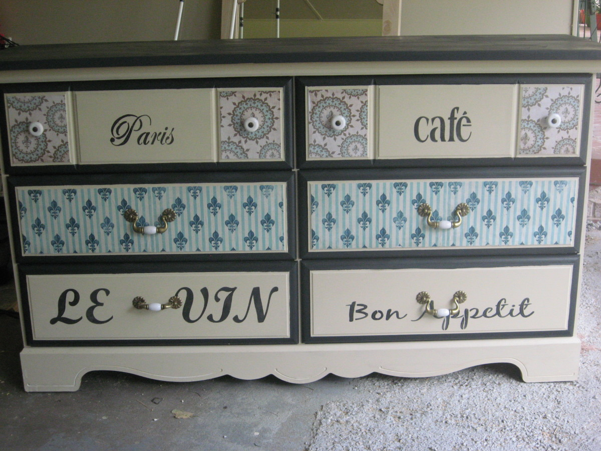 Chalk Paint Ideas and Tips